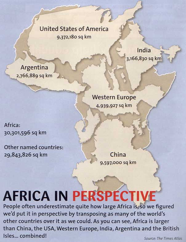 Why Africa Counts