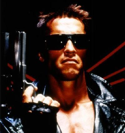 Liveblogging The Terminator