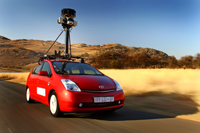 Google Maps Street View South Africa